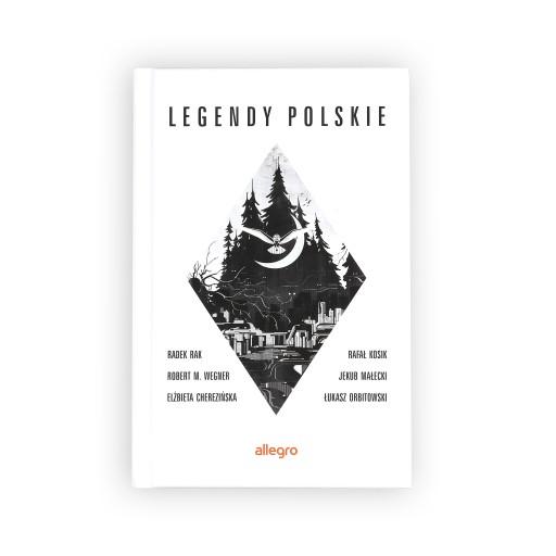 Legendy Polskie Opowiadania 59 Zl Allegro Pl Raty 0 Darmowa Dostawa Ze Smart Poznan Stan Nowy Id Oferty 7357816693