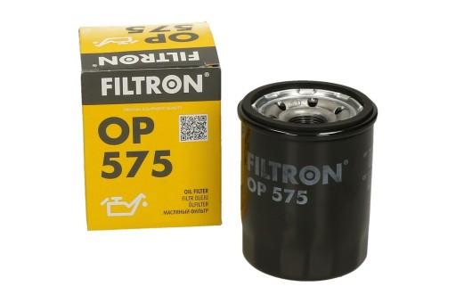 FILTR OLEJU FILTRON SMART FORFOUR (454)