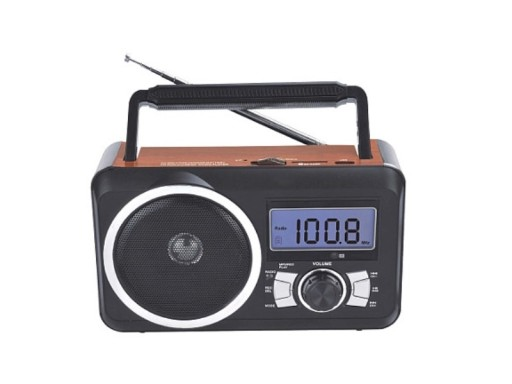 Radio RD-20 DarTel z MP3, SD, USB,