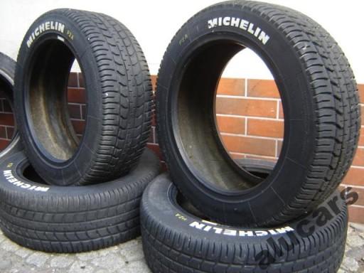 Opony Rajdowe Sliki Slicki Michelin P2a 18 62 16 Kozuchow Lubuskie Allegro Pl