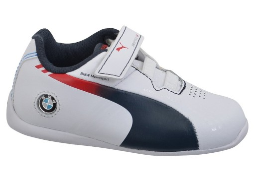 buty dziecięce puma evospeed lo bmw