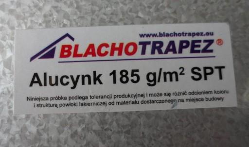 PROMOCJA, Trapez, Blacha TRAPEZOWA T18 Alucynk,