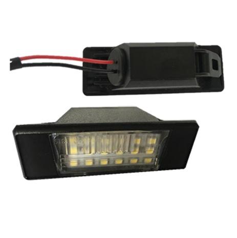 LED NUMBER NISSAN PRIMERA P12 INFINITI Q50