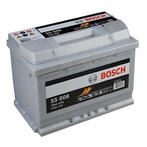 Akumulator BOSCH S5 12V 77Ah 780A