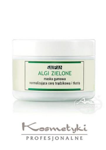 Algi Zielone Maska Gumowa Jadwiga C Tlusta Tradzik 7488959281 Allegro Pl