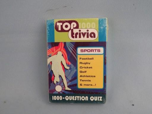 1000 Sport Quiz 2009