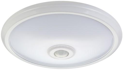 Plafon Sufitowy Lampa z Czujnikiem ruchu 12W 24LED