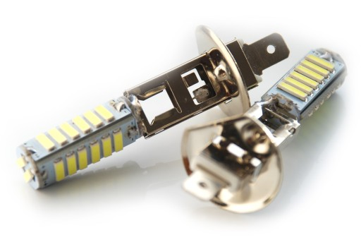 24V Dzienne H1 LED 20 SMD 7014 DRL 5130596340