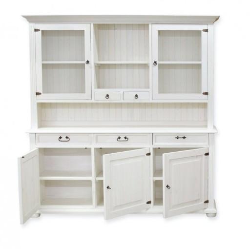 Kredens 15 Z Drewna Drewniany Bialy Bielony 5167917858 Allegro Pl