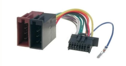 ZŁĄCZE ISO PIONEER MVH-280DAB MVH-280FD MVH-X380BT