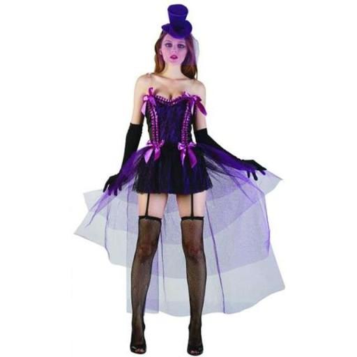 Stroj Dama Sexy Kostium Bal Sukienka Przebranie 42 6934927168 Allegro Pl