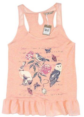TU Clothing modna bluzka koszulka baskinka 40 L