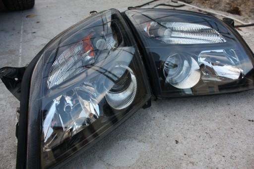 Lampy Reflektory Opel Vectra C Signum Xenon