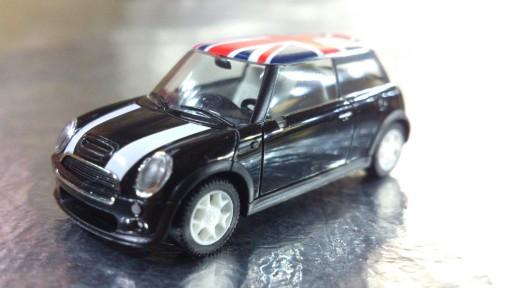 Herpa 340004 Mini Cooper S Limited Skala 1:87 H0