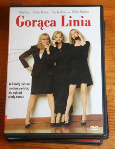 GORĄCA LINIA    DVD