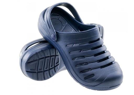 Klapki ogrodowe buty męskie kroksy chodaki lato 45