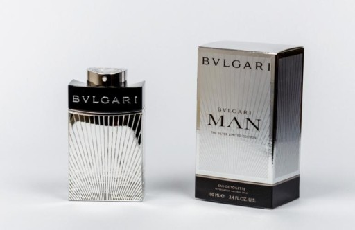 bvlgari bvlgari man the silver