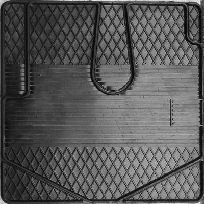 dywaniki gumowe wycieraczki korytka NISSAN CABSTAR