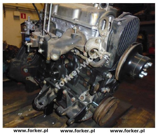 W Mega Silnik Mazda FE II do wózka widłowego 6274913946 - Allegro.pl PF05