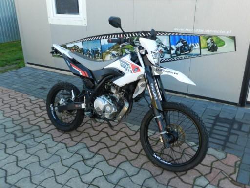 Motoosw Yamaha Wr 125 R Okleina Naklejki Wszystkie Topola Osiedle Allegro Pl