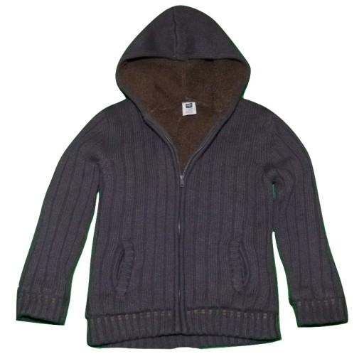 8E- Gruby sweter na misiu M&CO Kids 11 -12 lat