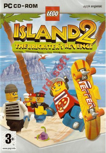 Nietypowy Okaz LEGO ISLAND 2 PC GRA DLA DZIECI - NOWA - 19,90 zł - Stan: nowy ZZ94