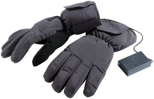 PODGRZEWANE rękawiczki (rozmiar XL/9,5)