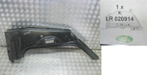 LANGU / STIKLU LP STOIKES LR020914 LAND ROVER VOGUE