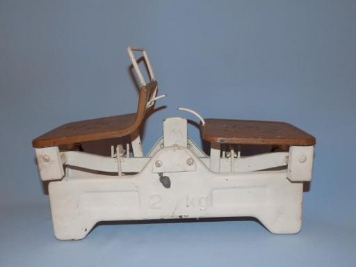 kolekcje rzadka WAGA 2KG 1959 r