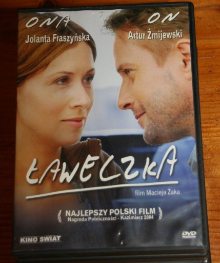 ŁAWECZKA   DVD