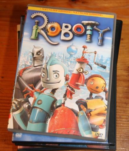ROBOTY   DVD