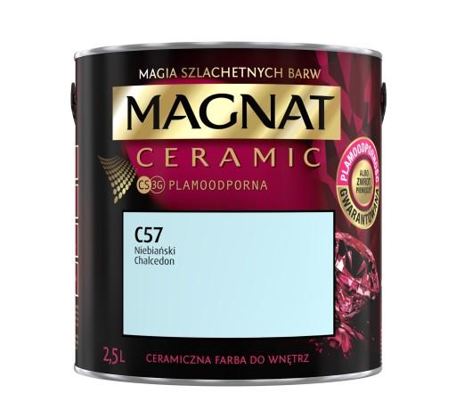 FARBA CERAMICZNA MAGNAT CERAMIC 2,5L 56 kolorów