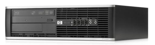 HP Compaq Pro 6300 SFF G640 2x 2,8GHz, 4GB, USB3.0