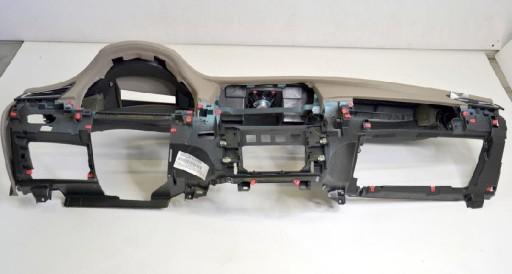 BMW 7 F01 F02 deska kokpit konsola skóra HeadUp