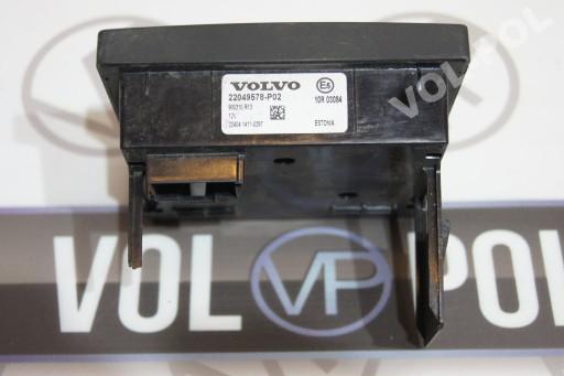 FH13 panel świateł włącznik Volvo FH 13 OE22049578