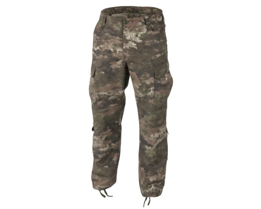 Spodnie BojÓwki Helikon CPU Legion Forest XXL-Reg. 8991409554 Odzież Męska Spodnie IF VAORIF-2