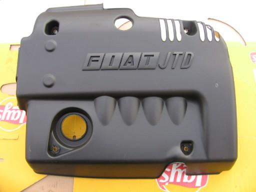 APSAUGA VIRSUTINE VARIKLIO - FIAT PUNTO II 1.9 JTD