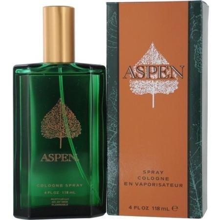 Perfumy Męskie COTY ASPEN COLOGNE SPRAY 118 ml