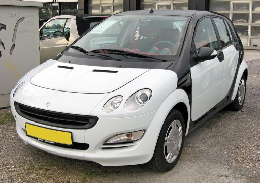 RINKINYS DO DEGIMO SMART FORFOUR DIESEL BENZ