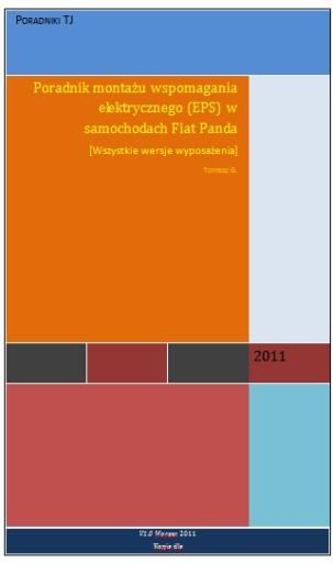 Учебник Монтаж гидроусилителя Fiat Panda