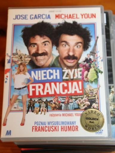 NIECH ŻYJE FRANCJA     DVD