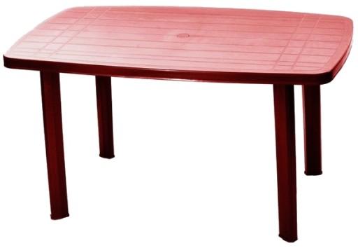 Mocny Duzy 135x85 Stol Stolik Ogrodowy Plastikowy 6754918711 Allegro Pl