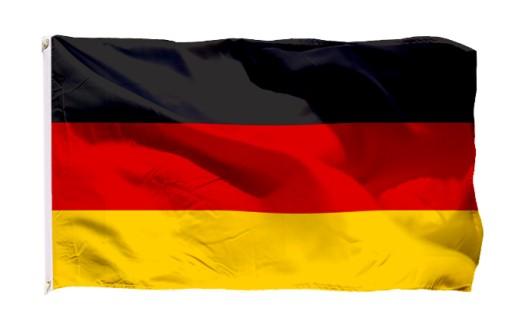 Znalezione obrazy dla zapytania niemiecki flaga