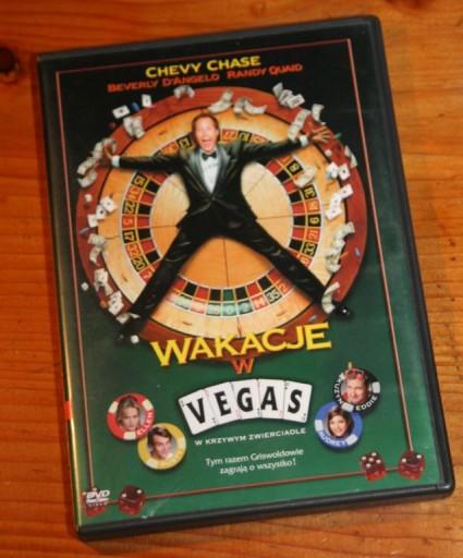 WAKACJE W VEGAS     DVD