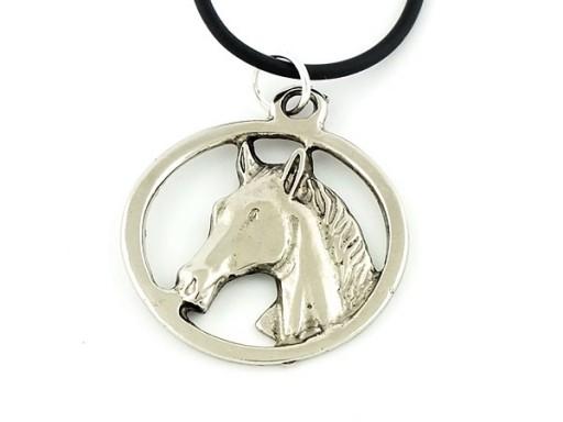 Wisior naszyjnik koń amulet talizman sr- 241