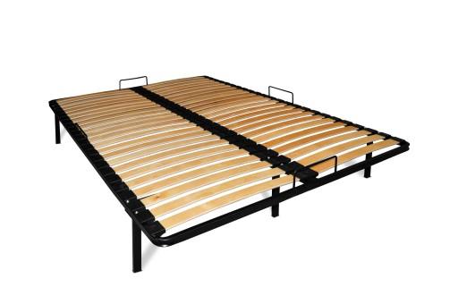 Dostawka Hotelowa Wkład Do łóżka Stelaż 120x200