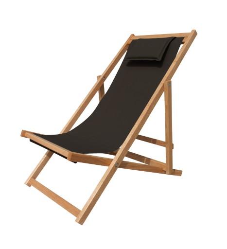 Poważnie Leżak DREWNIANY LEŻAKI PLAŻOWE drewniane PRODUCENT 7390760023 MO04