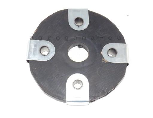 Tarcza sprzęgło elastyczne 4 rozrzutnik obornika