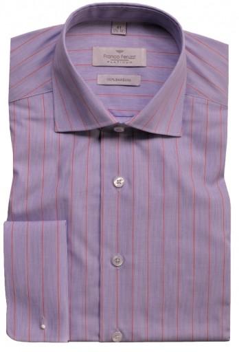 Elegancka męska koszula L 42 188-194 na spinki