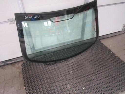 BMW E60 60 525 SERIA 5 SZYBA TYŁ TYLNA ORYGINAŁ